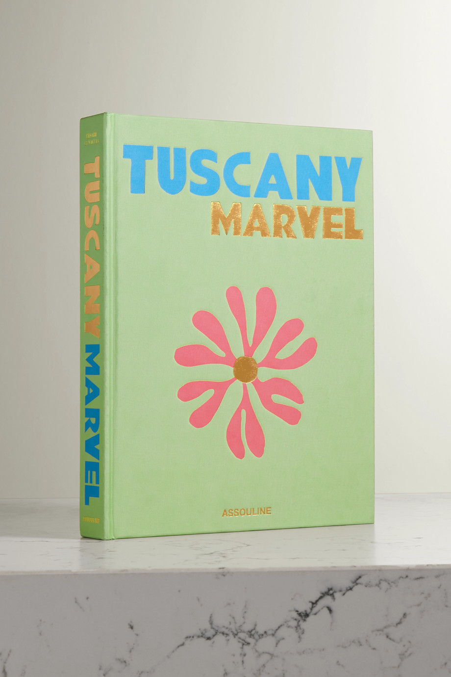 Assouline Tuscany Marvel by Cesare Cunaccia hardcover book