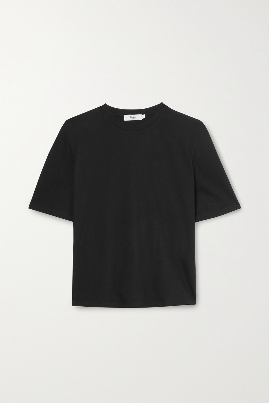 Frankie Shop T-shirt en jersey de coton Carrington