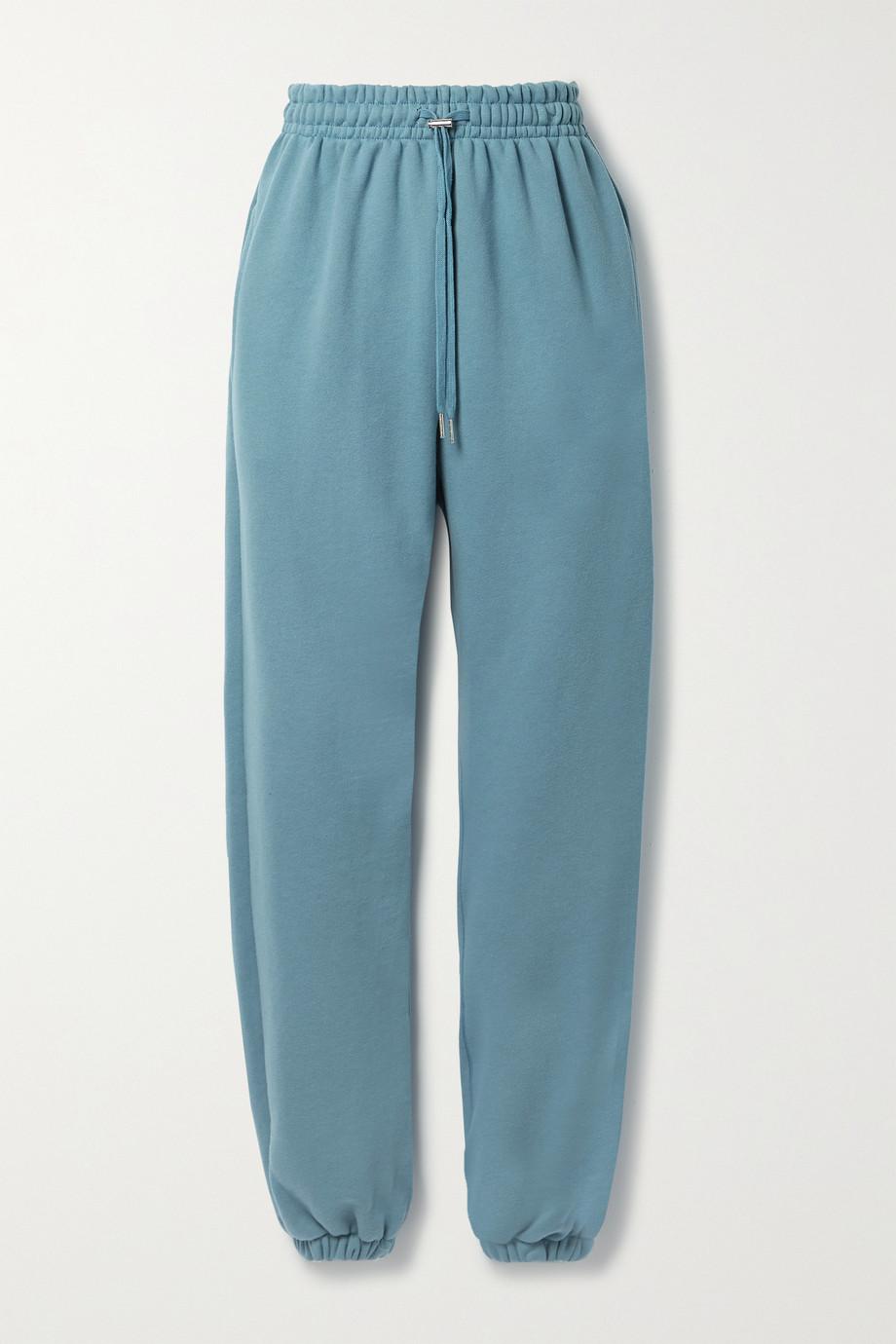 Frankie Shop Pantalon de survêtement en jersey de coton biologique Vanessa
