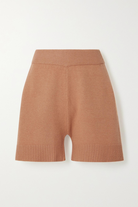 Frankie Shop Juno wool-blend shorts