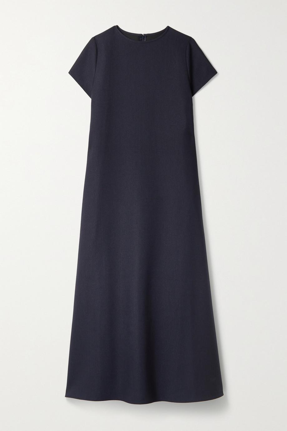 Frankie Shop Dakota grain de poudre maxi dress