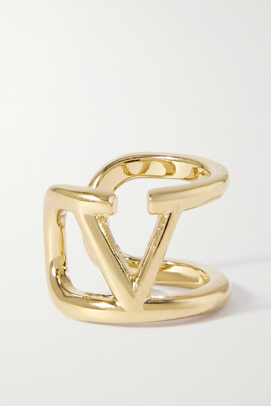 Valentino Bijou d'oreille doré Valentino Garavani