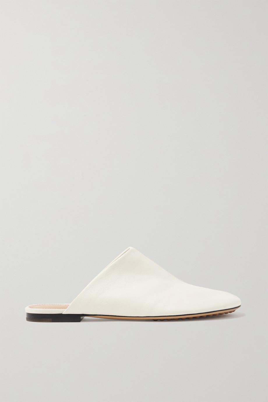 Bottega Veneta Leather slippers
