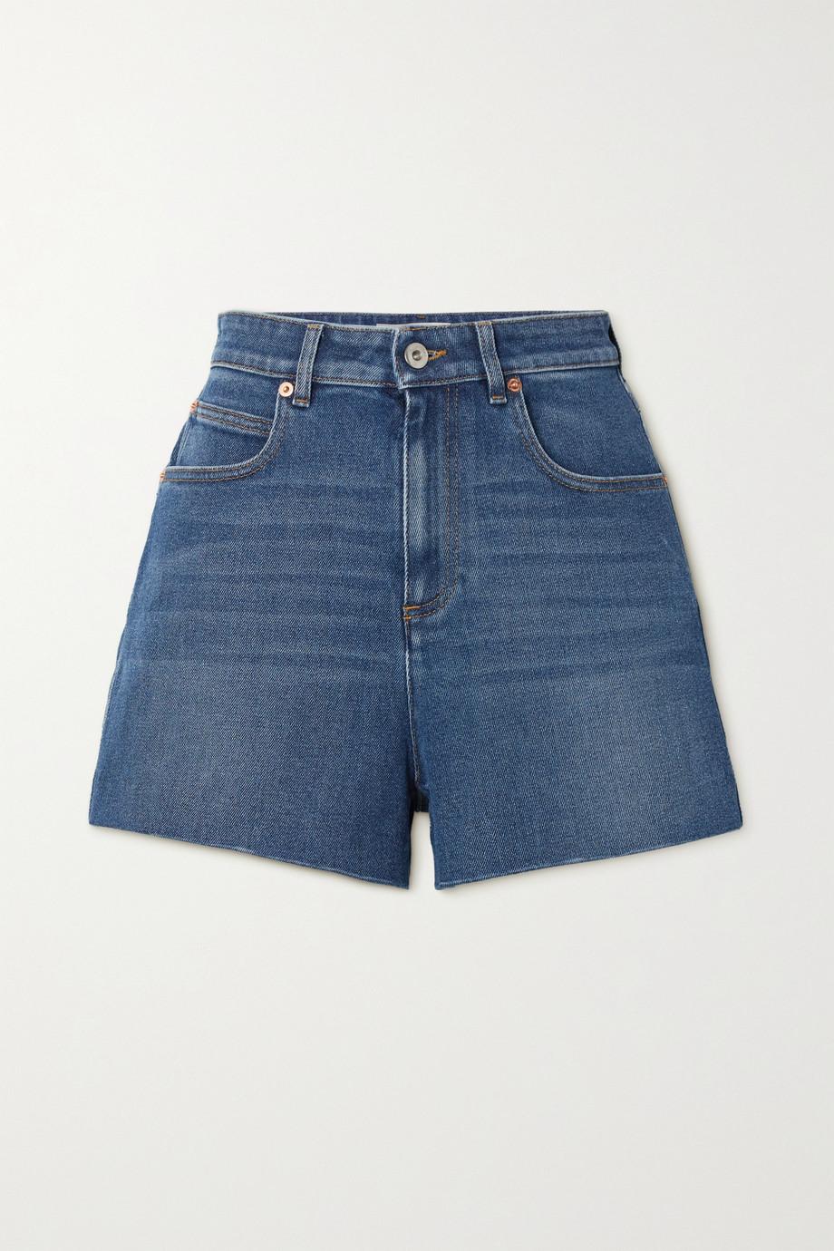 Valentino Short en jean