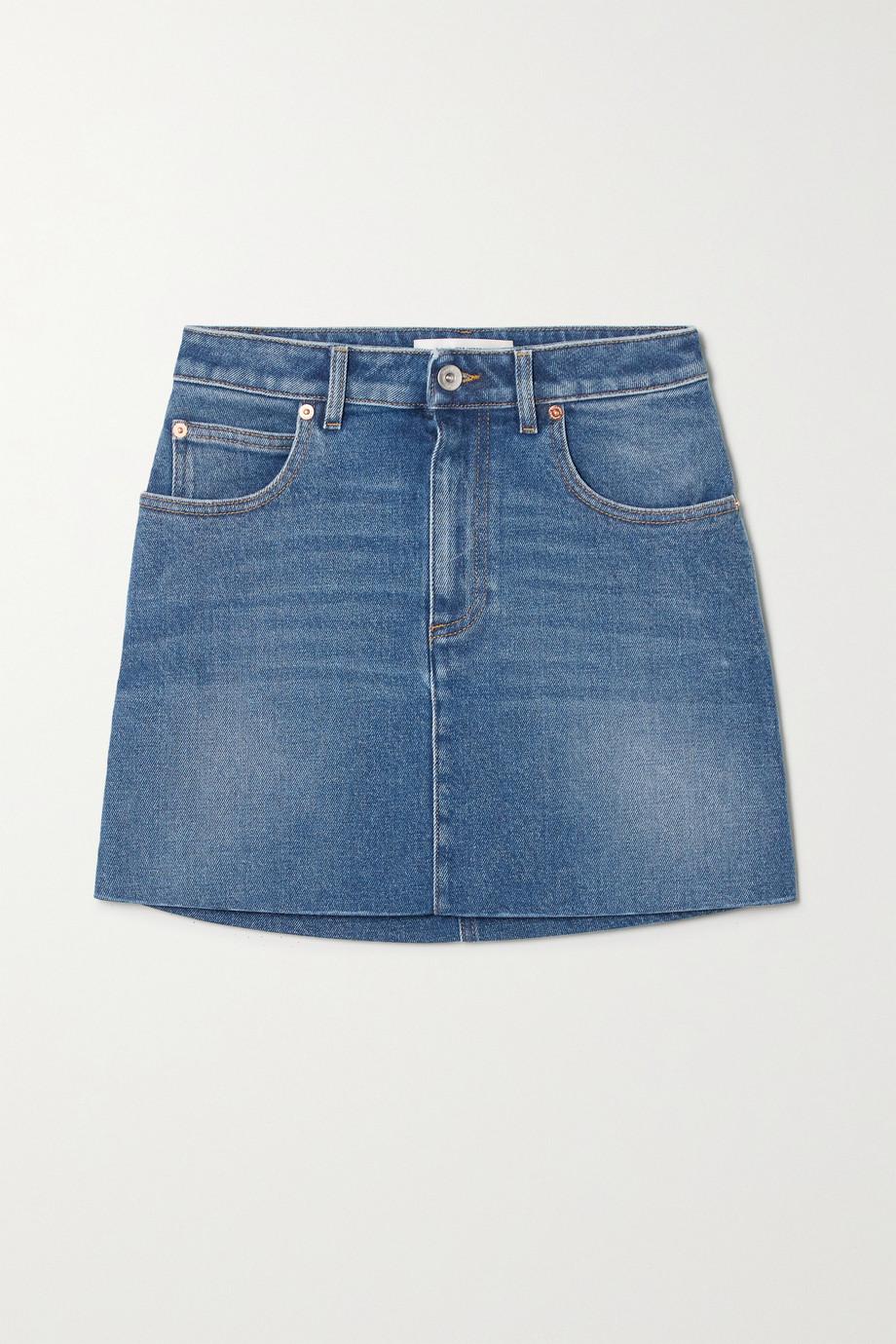 Valentino Mini-jupe en jean