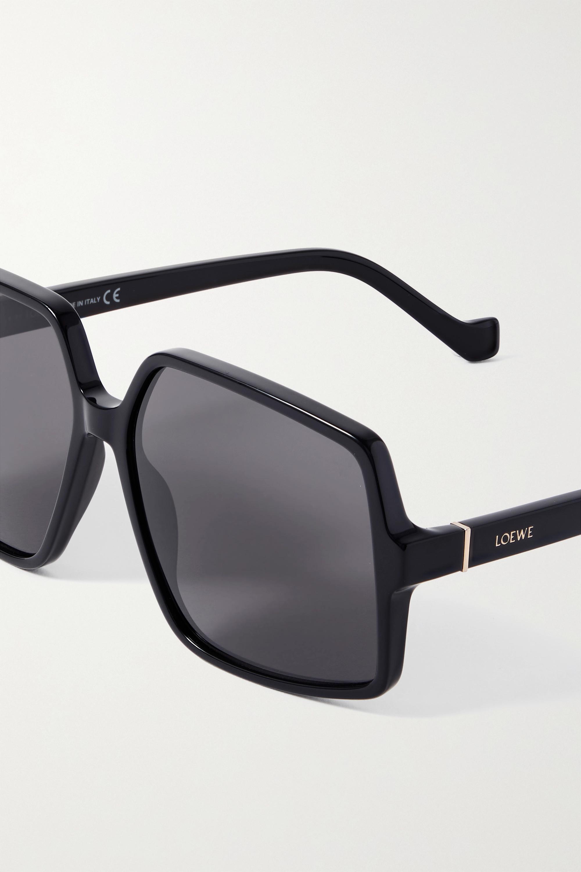 Loewe Square-frame acetate sunglasses