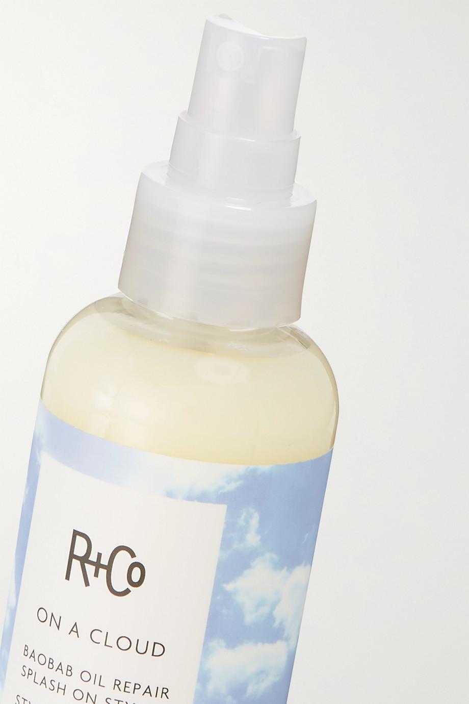 R+Co On a Cloud Baobab Oil Repair Splash-On Styler, 124 ml – Stylingspray