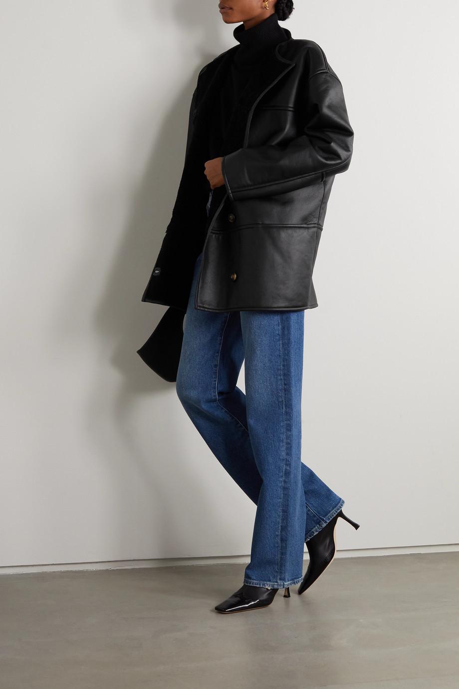 LOULOU STUDIO Pelado shearling coat