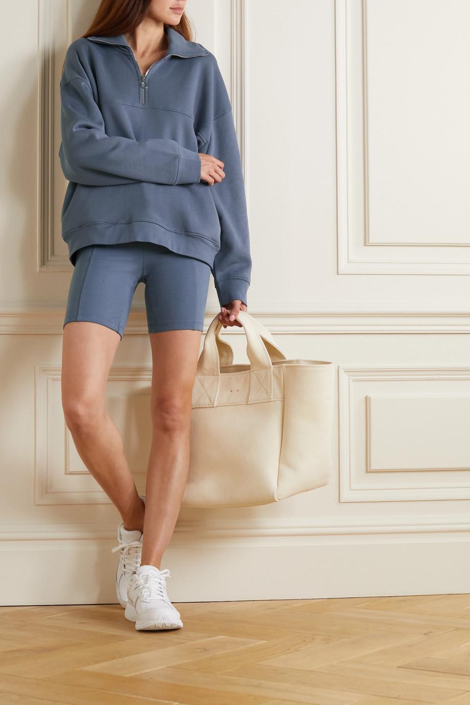Ninety Percent + NET SUSTAIN organic cotton-jersey sweatshirt