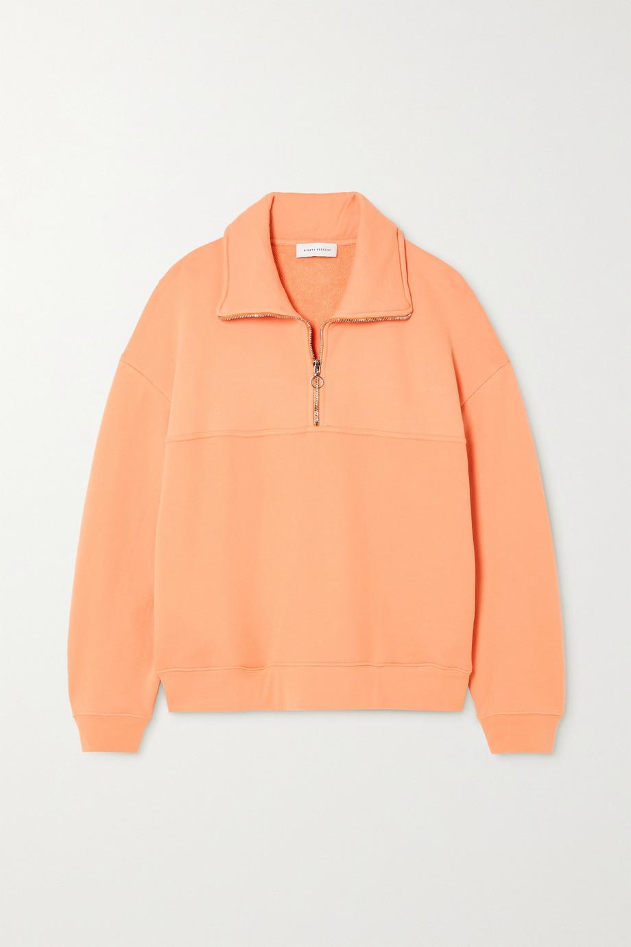 Ninety Percent + NET SUSTAIN Sweatshirt aus Biobaumwoll-Jersey