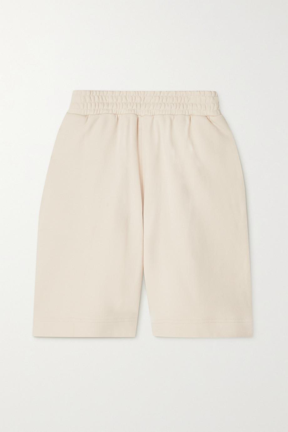 Ninety Percent + NET SUSTAIN Shorts aus Biobaumwoll-Jersey