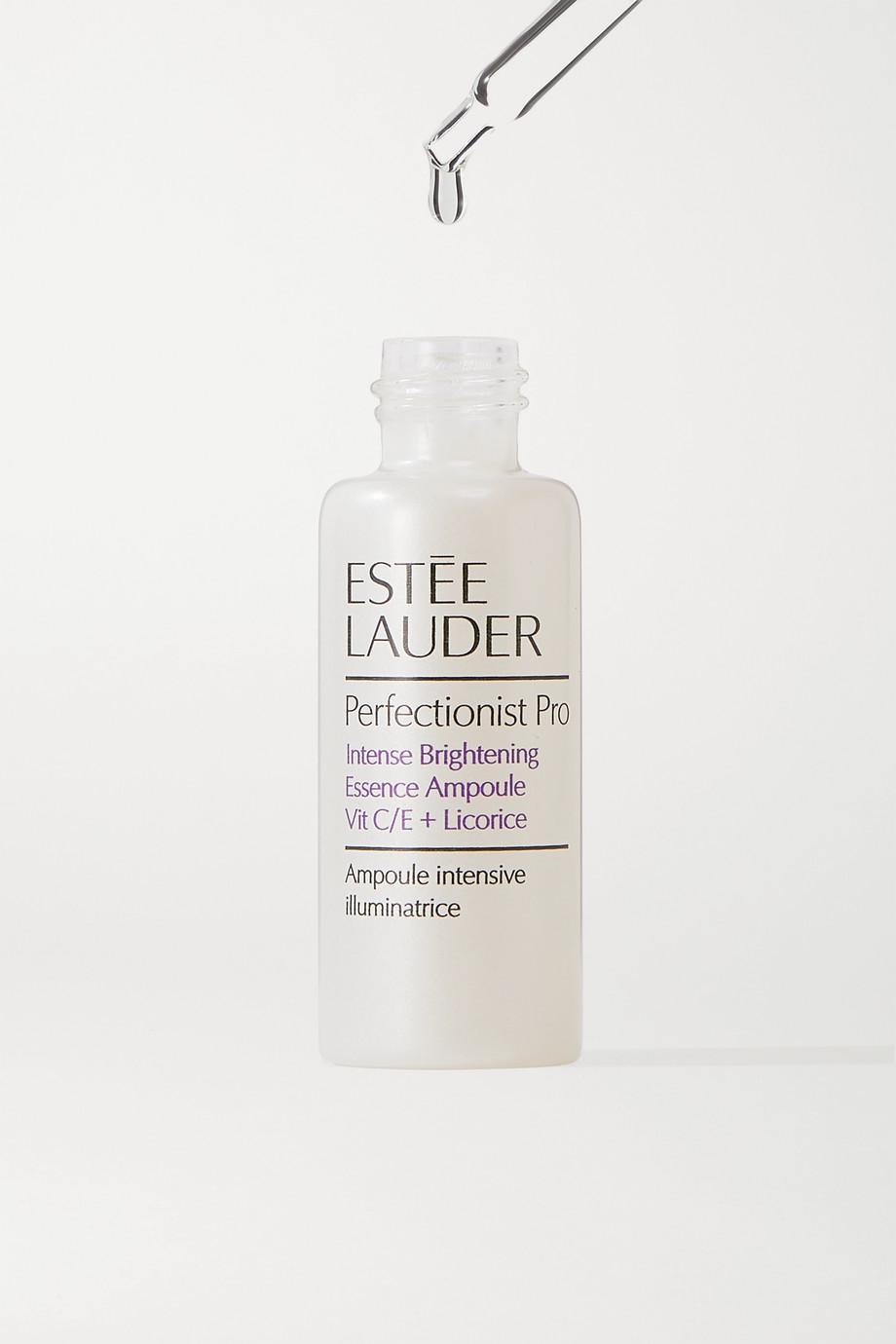 Estée Lauder Perfectionist Pro Intense Brightening Essence Ampoules, 4 x 10 ml – Serum