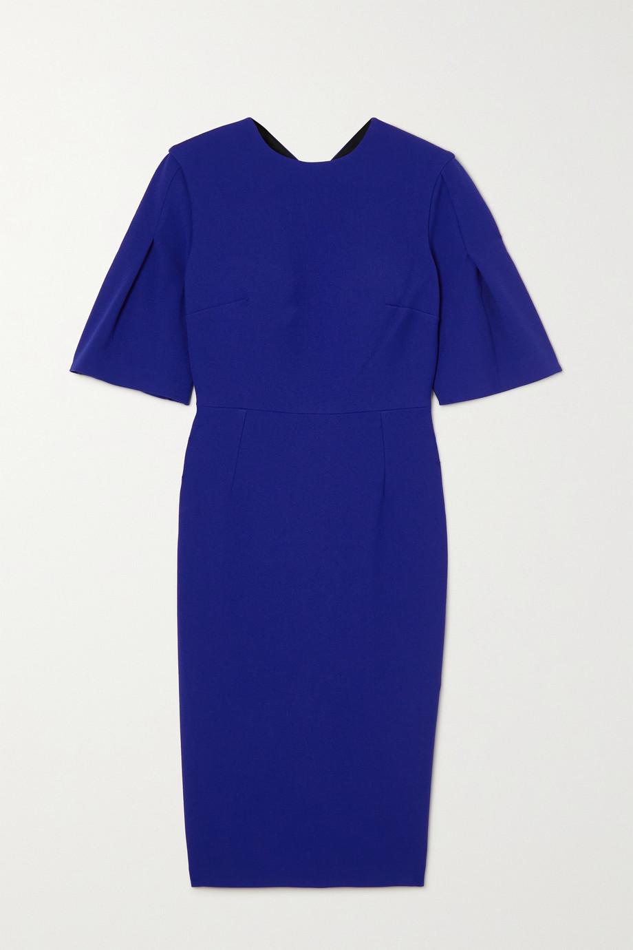 Roland Mouret Moria crepe dress