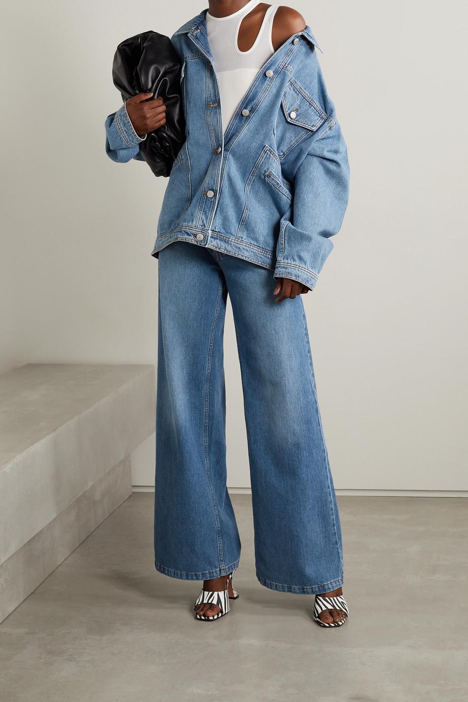 Magda Butrym Oversized denim jacket