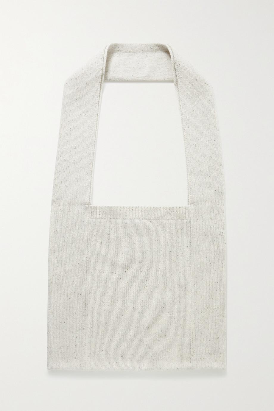 Joseph Wool-blend shoulder bag