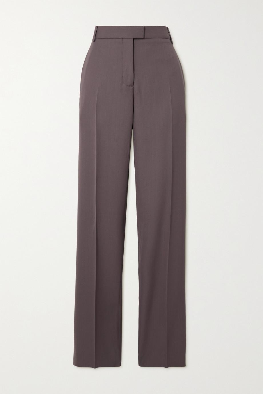 Acne Studios Pantalon droit tissé