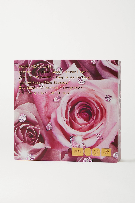 Pat McGrath Labs Divine Rose Luxe Quad - Eternal Eden