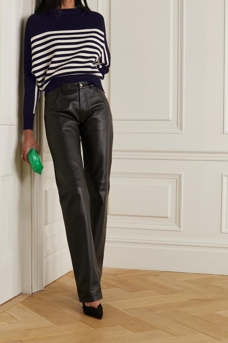Alexandre Vauthier Pullover aus Wolle mit Streifen
