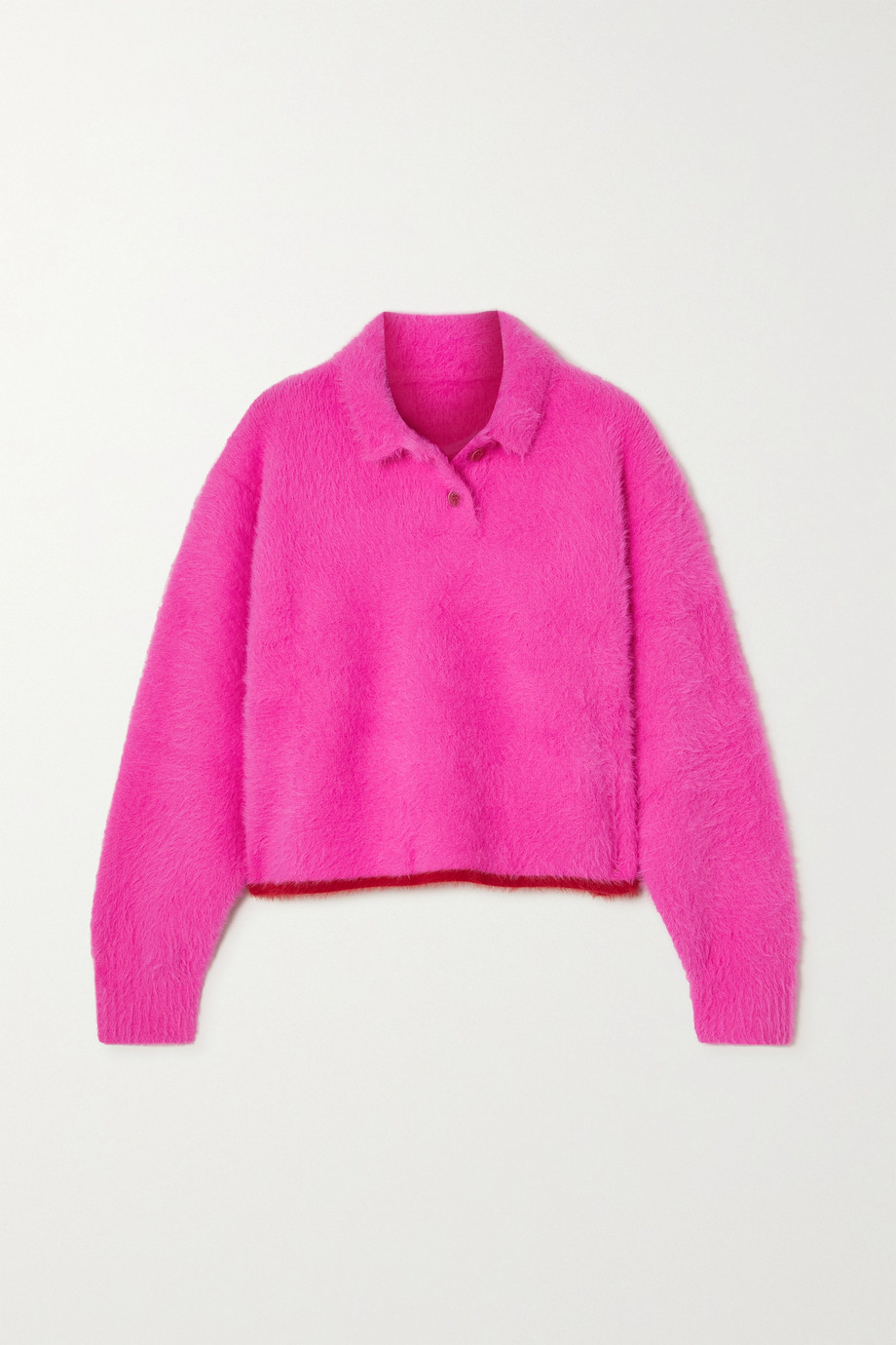 Jacquemus Neve stretch-knit sweater