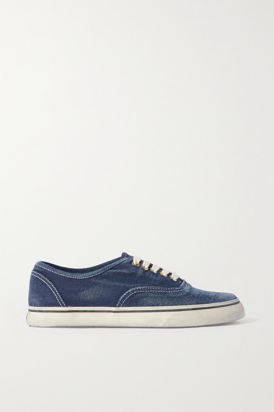 RE/DONE 70s Sneakers aus Denim