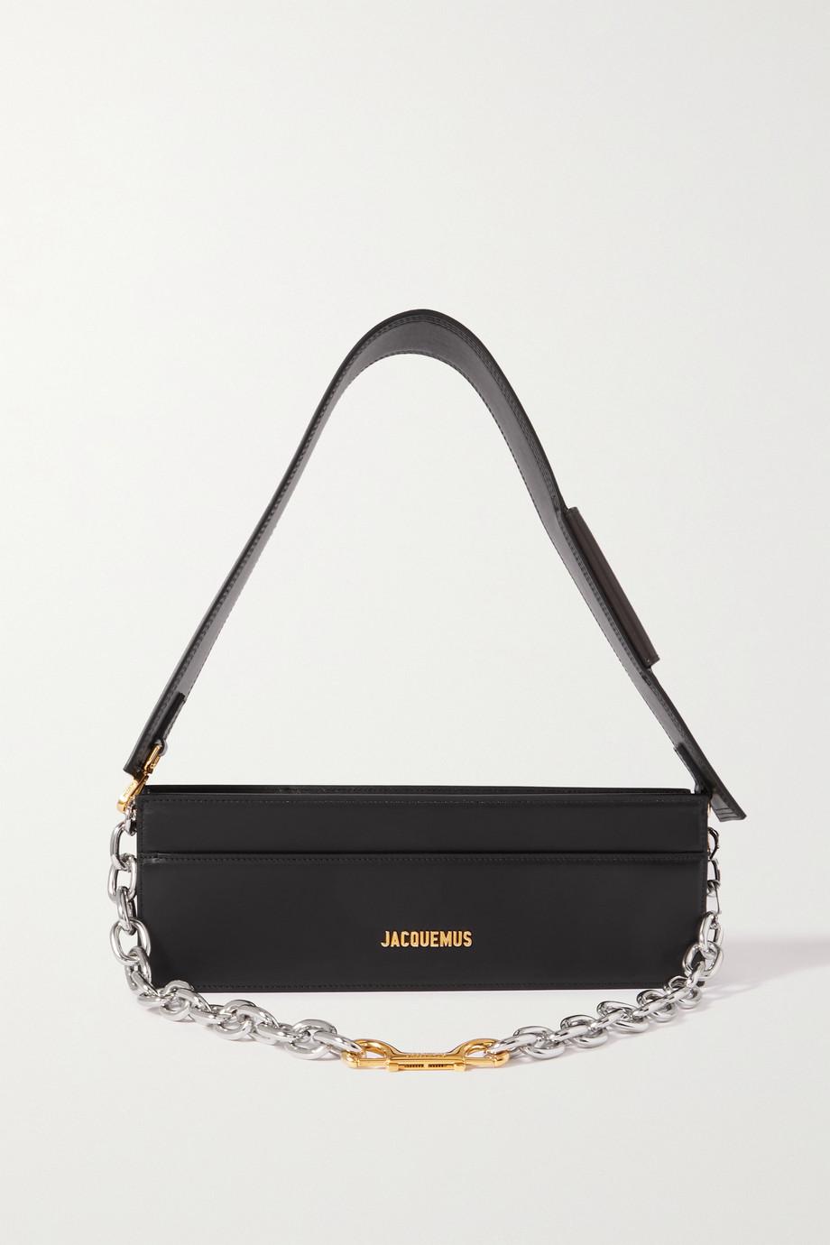Jacquemus Le Ciuciu leather shoulder bag