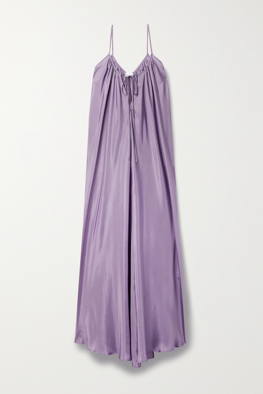 Pour Les Femmes - Paris silk-habotai nightdress