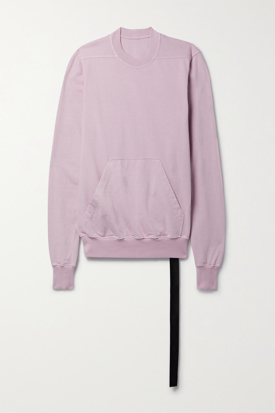 Rick Owens Granbury Sweatshirt aus Baumwoll-Jersey