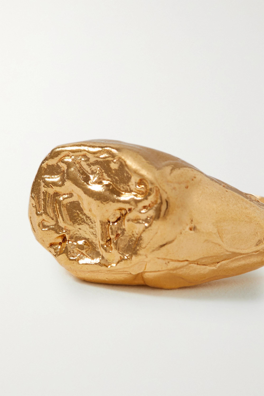 Alighieri Bague en plaqué or Aries