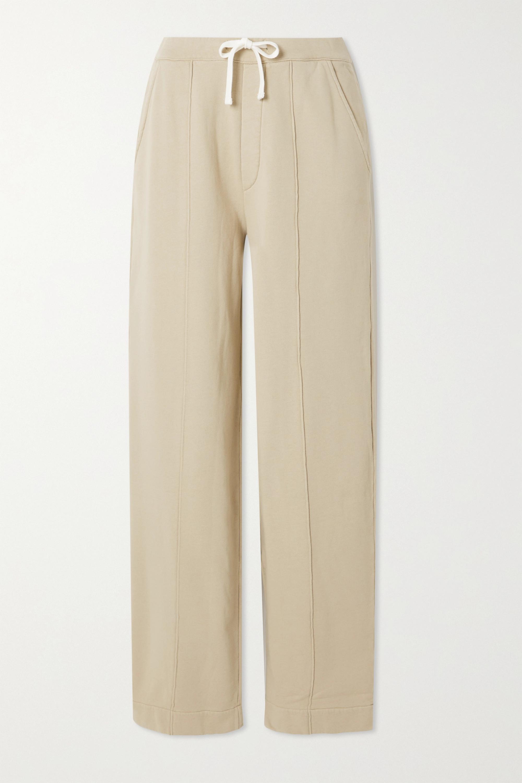 Officine Générale - Coby cotton track pants