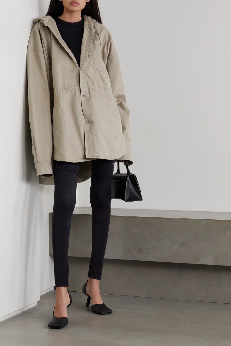 Balenciaga Parka oversize en coton