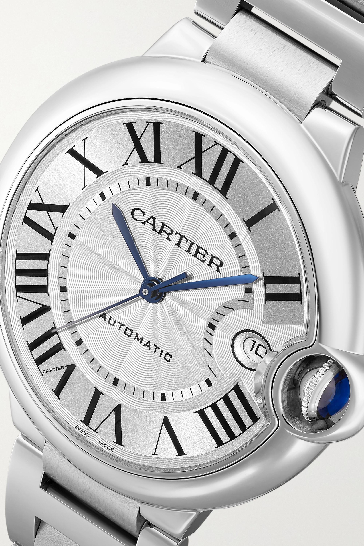 Cartier Ballon Bleu de Cartier Automatic 39mm stainless steel watch