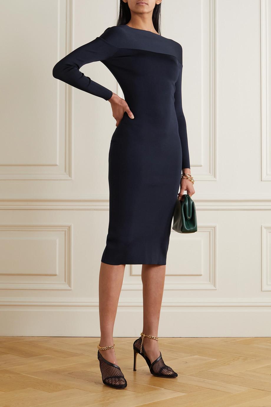 Victoria Beckham Stretch-knit dress