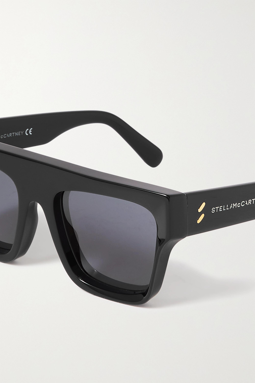 Stella McCartney D-frame acetate sunglasses
