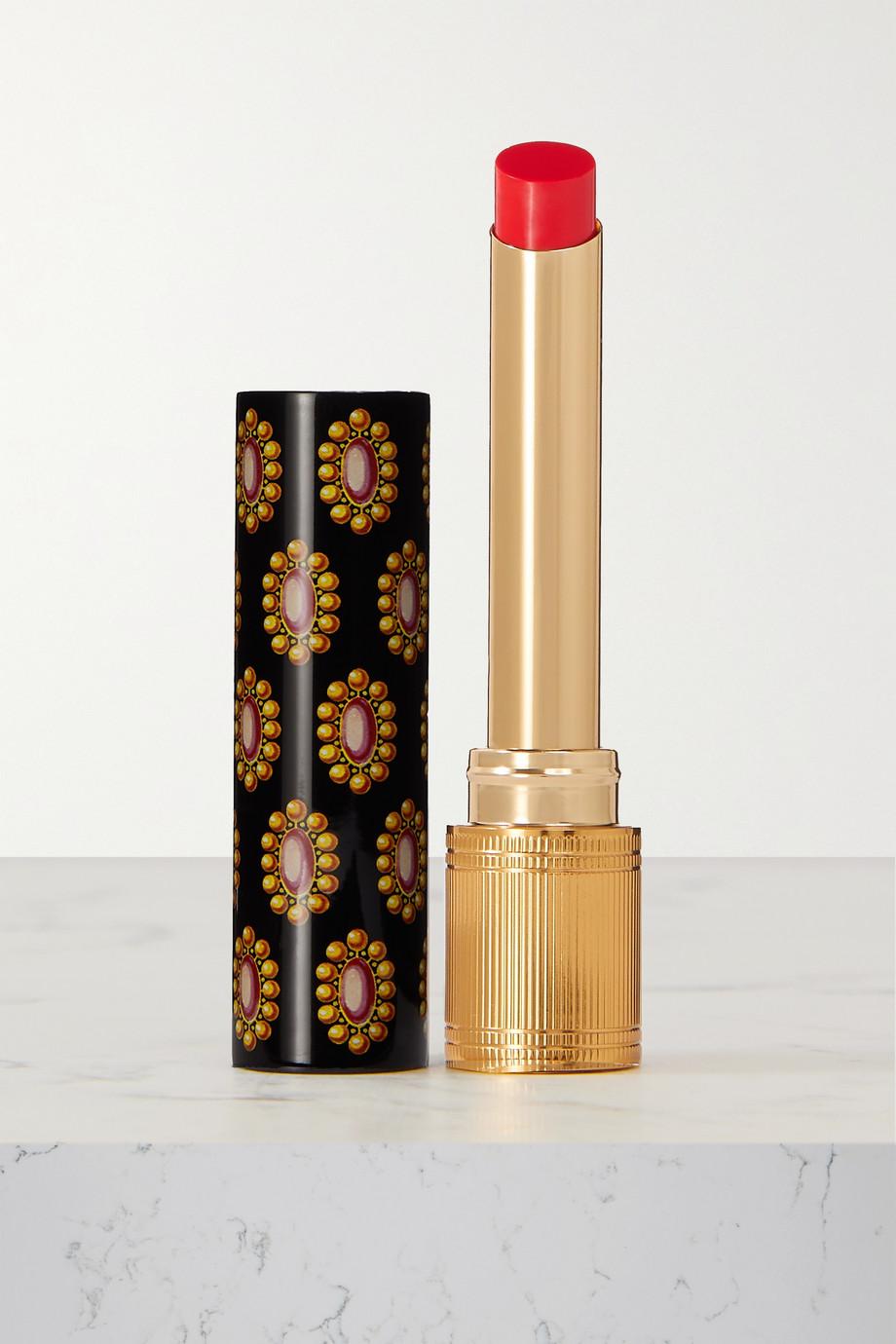 Gucci Beauty Rouge à lèvres Rouge de Beauté Brillant, Goldie Red 25