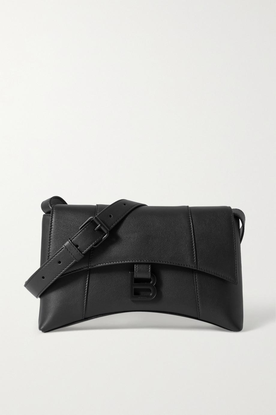 Balenciaga Hourglass XS leather shoulder bag