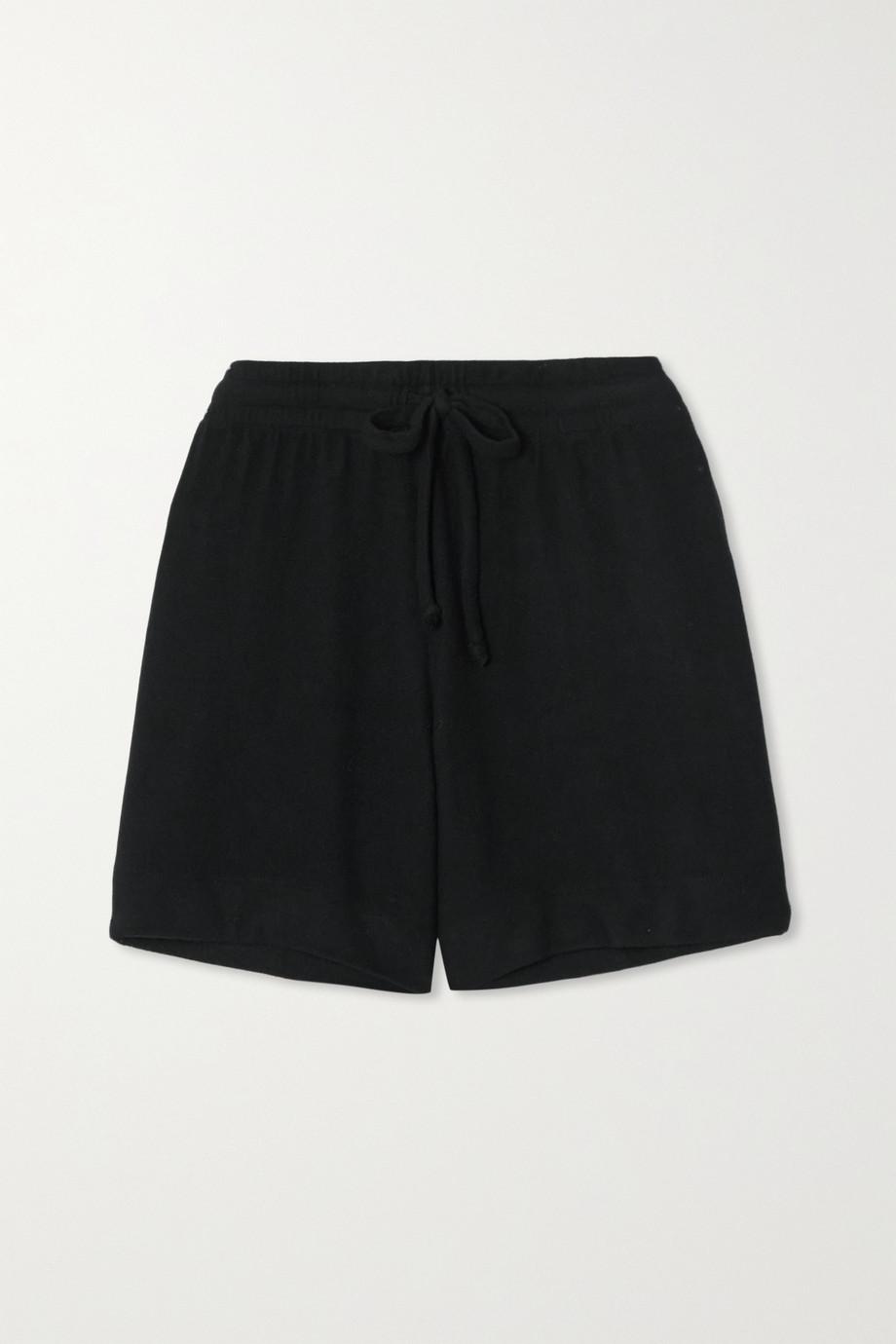 LESET Lori Pyjama-Shorts aus Stretch-Jersey