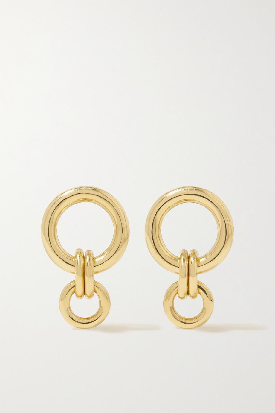 Spinelli Kilcollin Canis Ohrringe aus 18 Karat Gold
