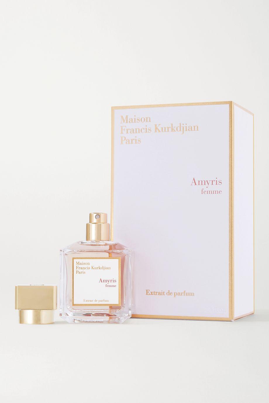 Maison Francis Kurkdjian Amyris Femme, 70 ml – Extrait de Parfum