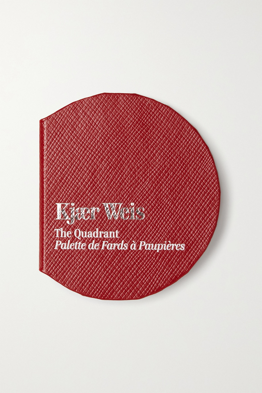 Kjaer Weis Red Edition Refillable Compact - The Quadrant