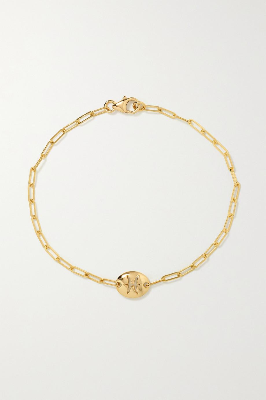 Foundrae Bracelet en or 18 carats (750/1000) Zodiac