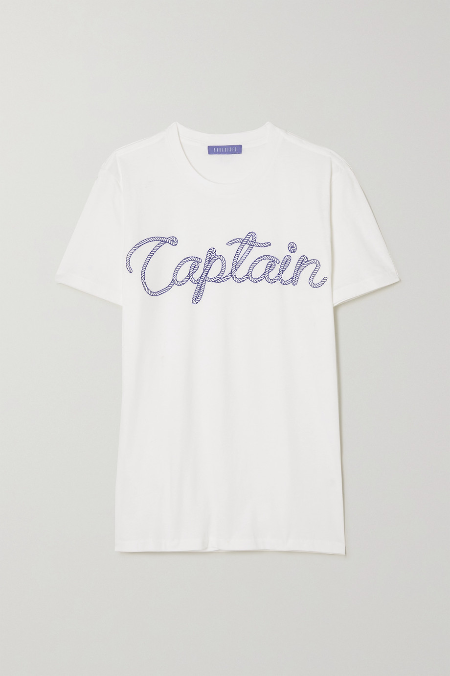 Paradised T-shirt en jersey de coton biologique imprimé - NET SUSTAIN