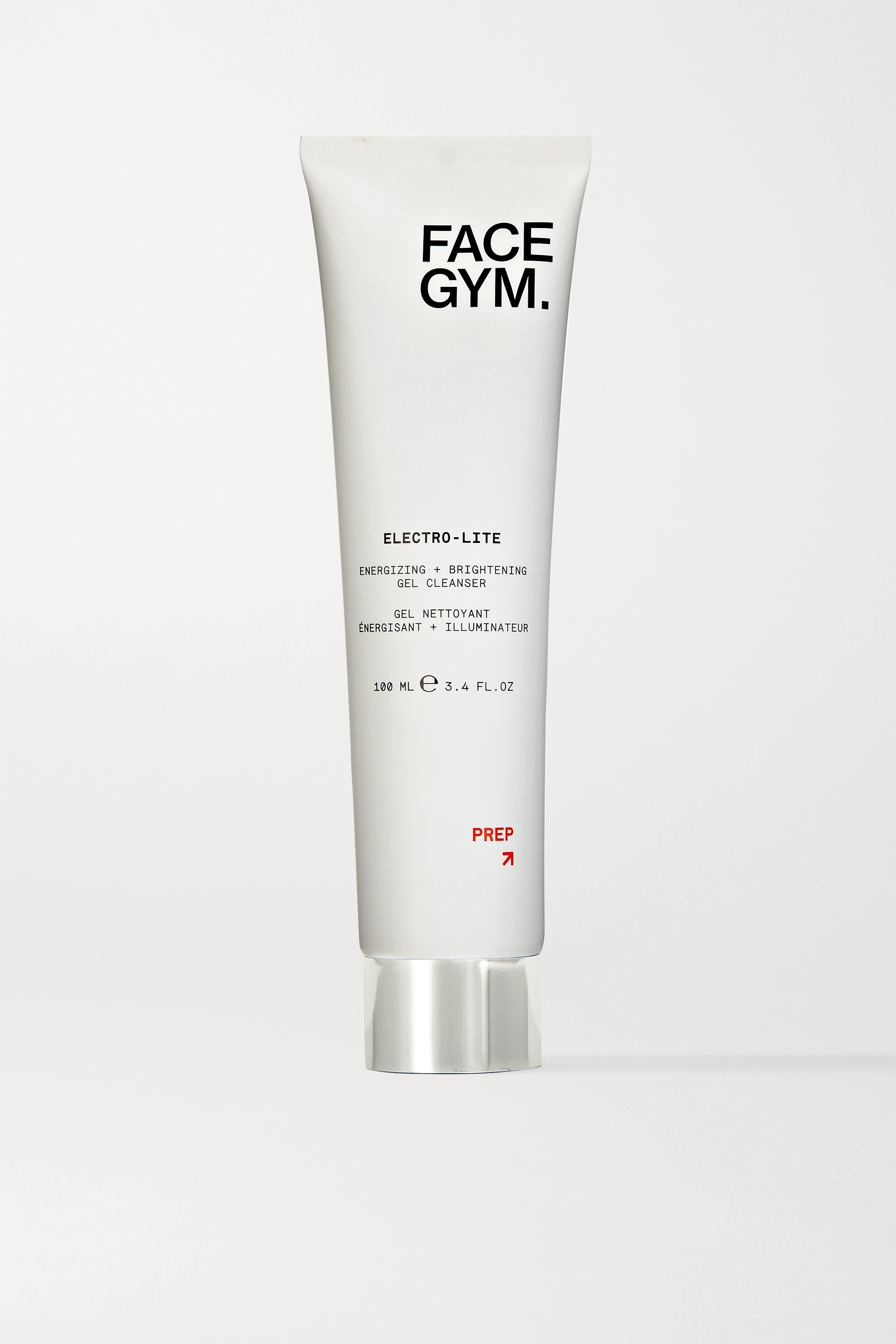 FaceGym Electro-lite Energizing + Brightening Gel Cleanser, 100 ml – Cleanser