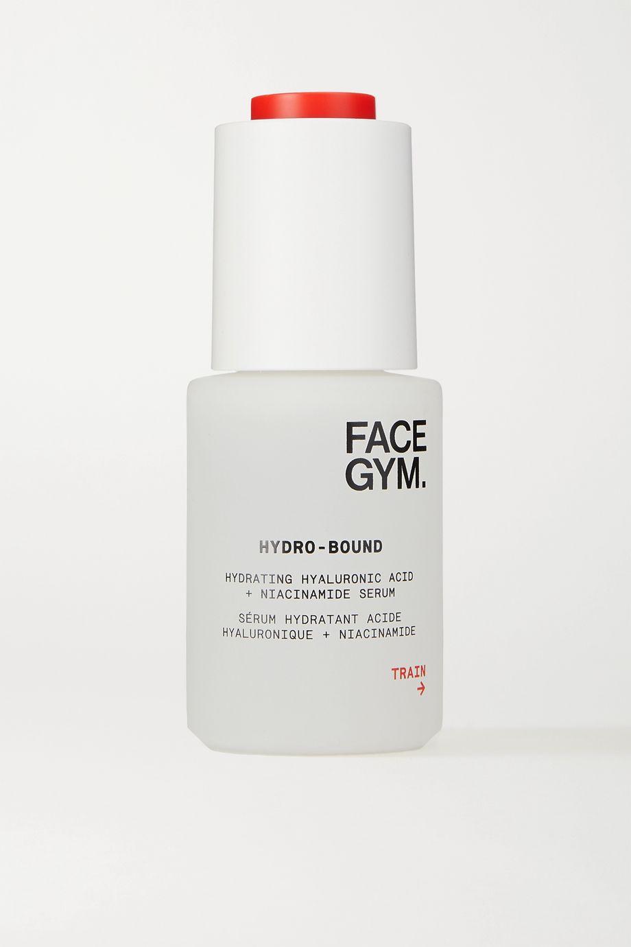 FaceGym Hydro-bound Hydrating Hyaluronic Acid + Niacinamide Serum, 30 ml – Serum