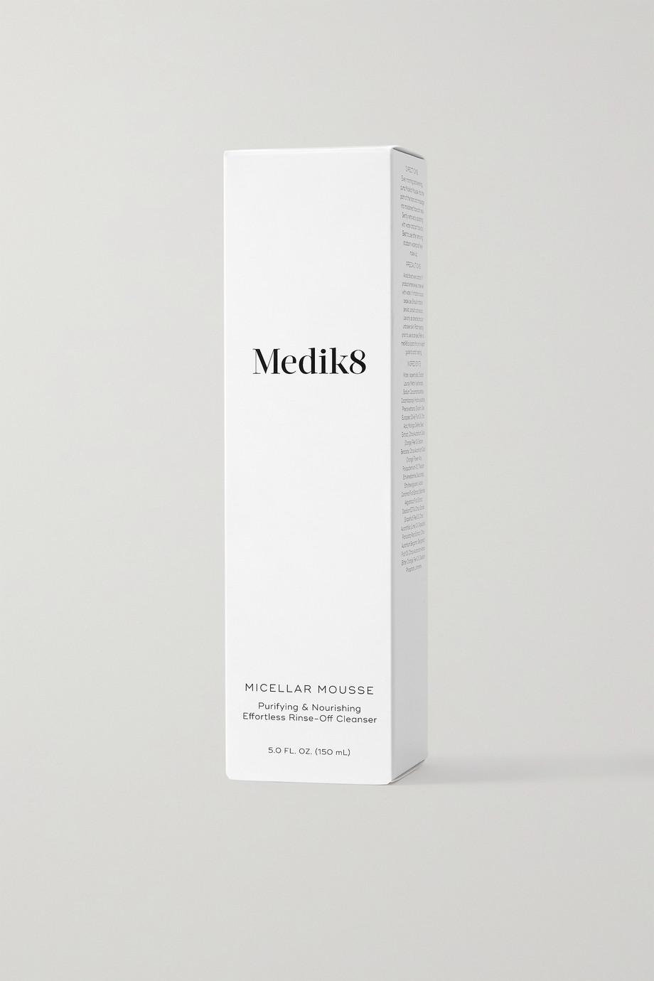 Medik8 Micellar Mousse, 150 ml – Reinigungsmousse