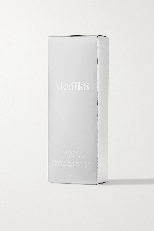 Medik8 Crystal Retinal 10™ Stable Retinal Night Serum, 30 ml – Nachtserum
