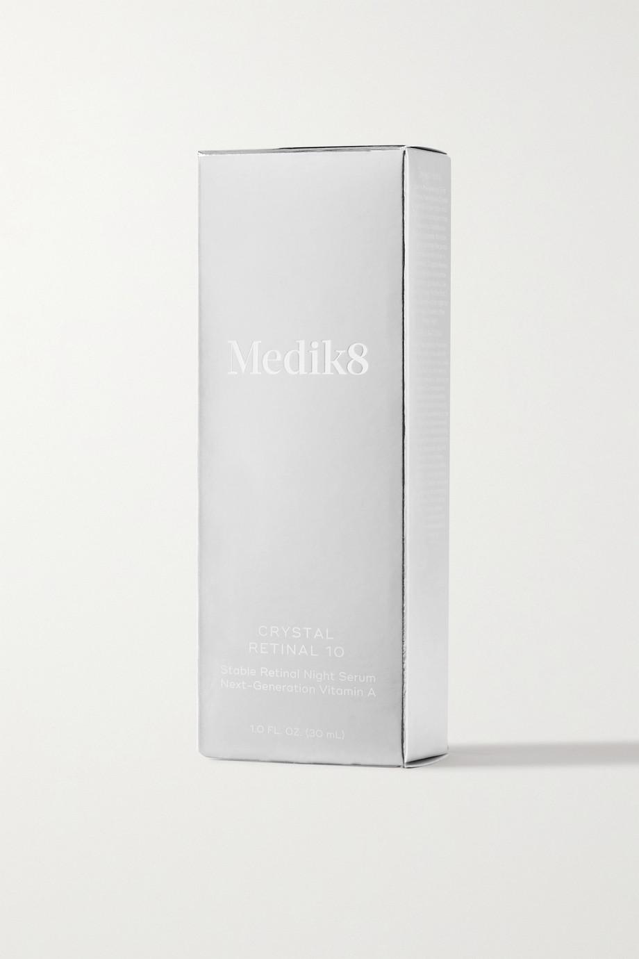 Medik8 Sérum de nuit au rétinal stable Crystal Retinal 10, 30 ml
