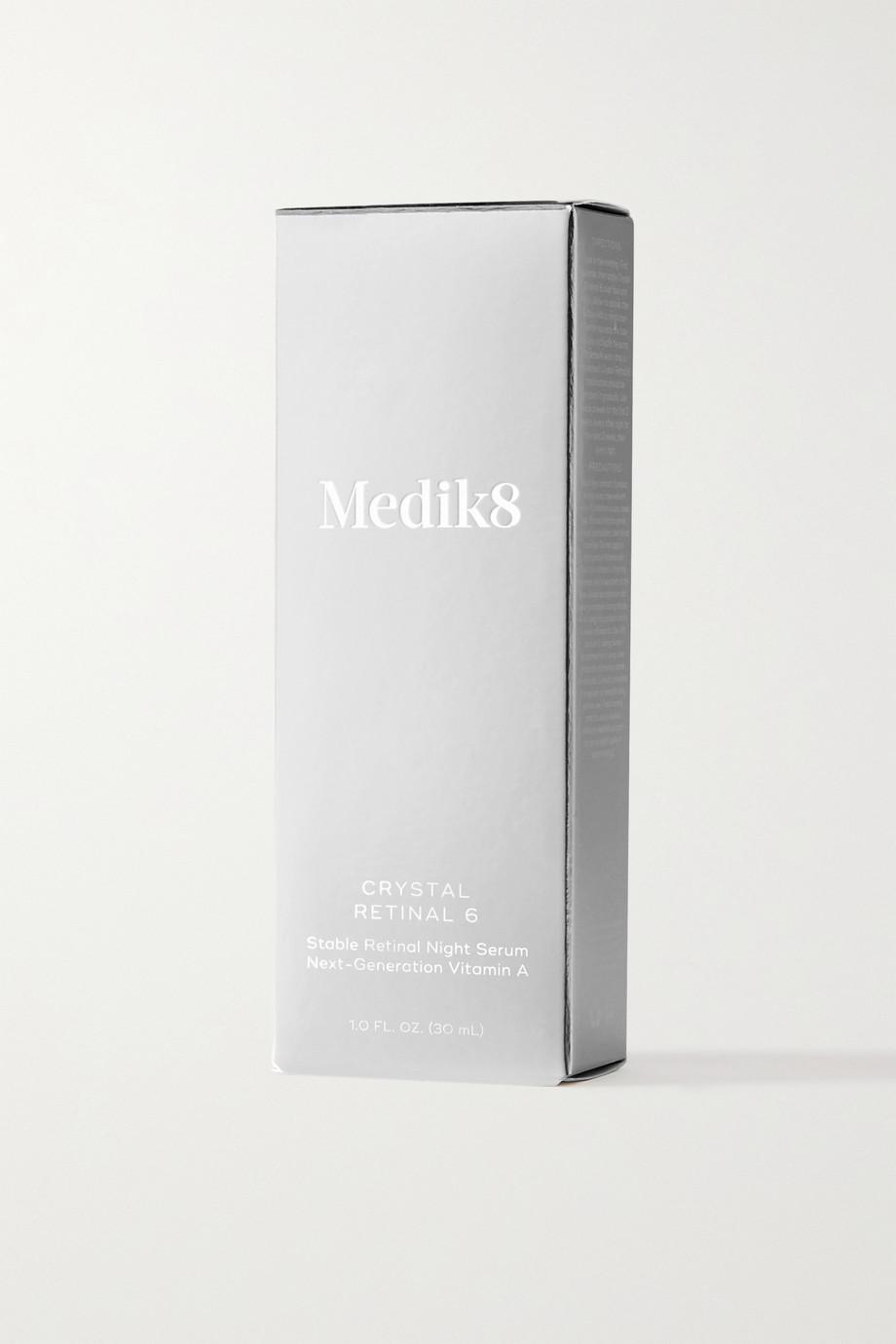 Medik8 Crystal Retinal 6™ Stable Retinal Night Serum, 30 ml – Nachtserum