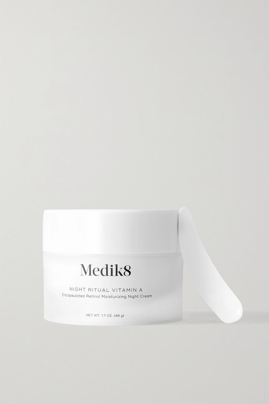 Medik8 Night Ritual Vitamin A, 48 g – Nachtcreme