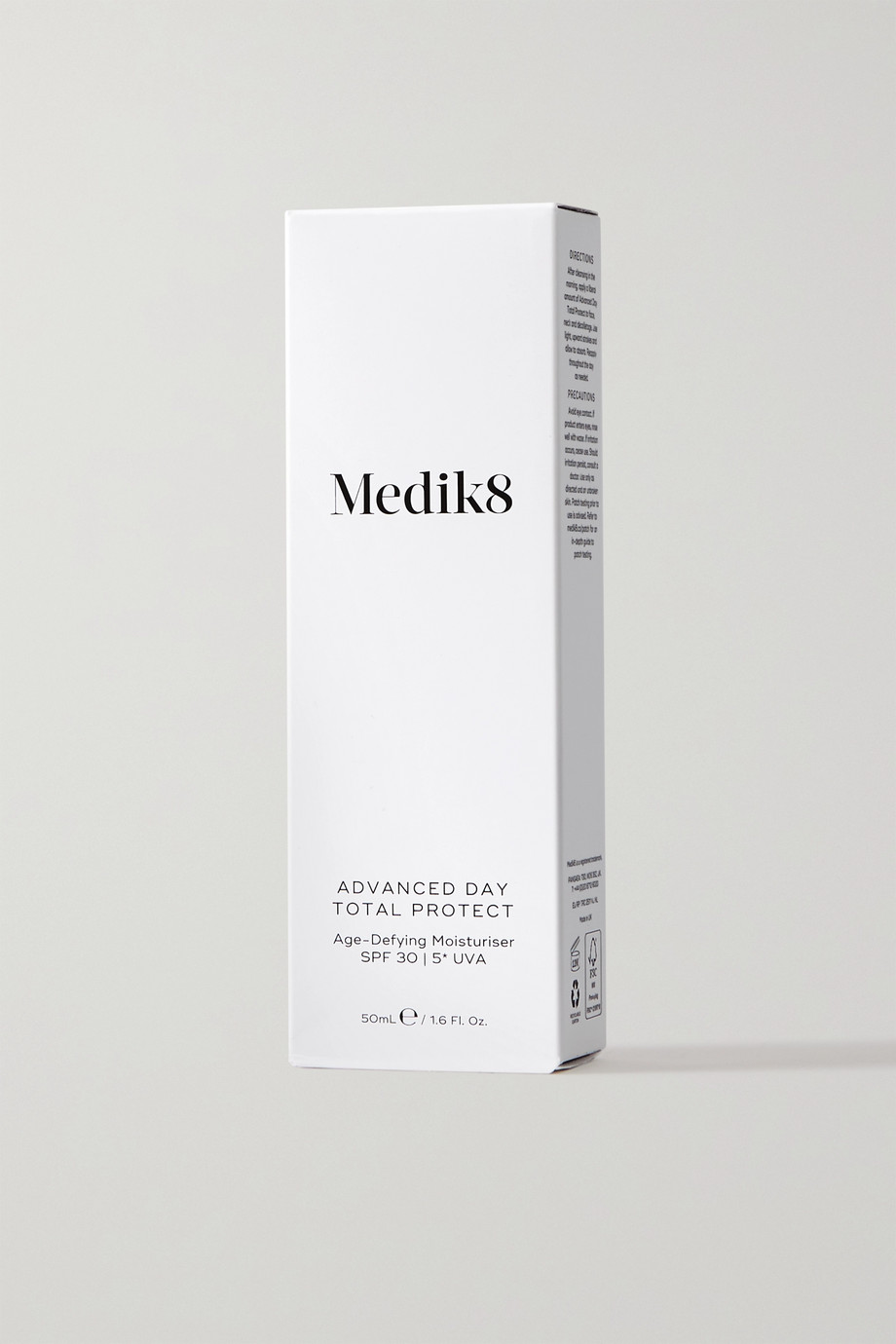 Medik8 Advanced Day Total Protect™ Age Defying Moisturiser LSF 30, 50 ml – Feuchtigkeitspflege