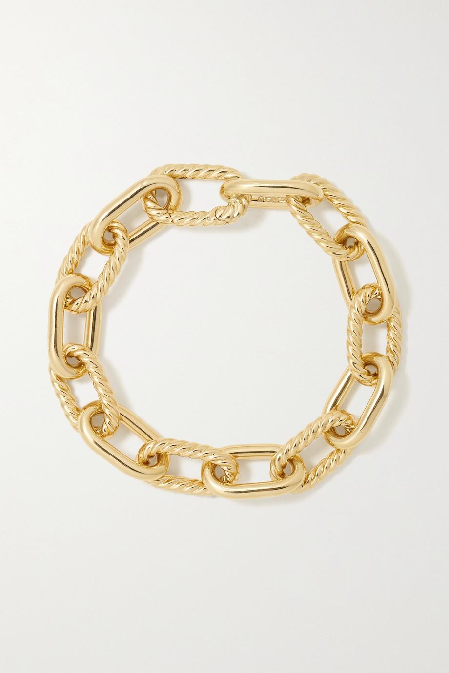 David Yurman Bracelet en or 18 carats Madison